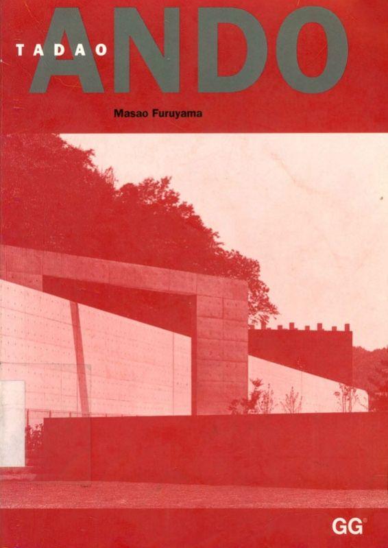 Tadao Ando. Masao Furuyama - Тадао Андо - 1996