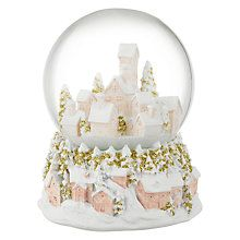 Buy John Lewis Ostravia Village Snow Globe Online at johnlewis.com