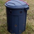 Home Composting Methods: Trash Can Composter