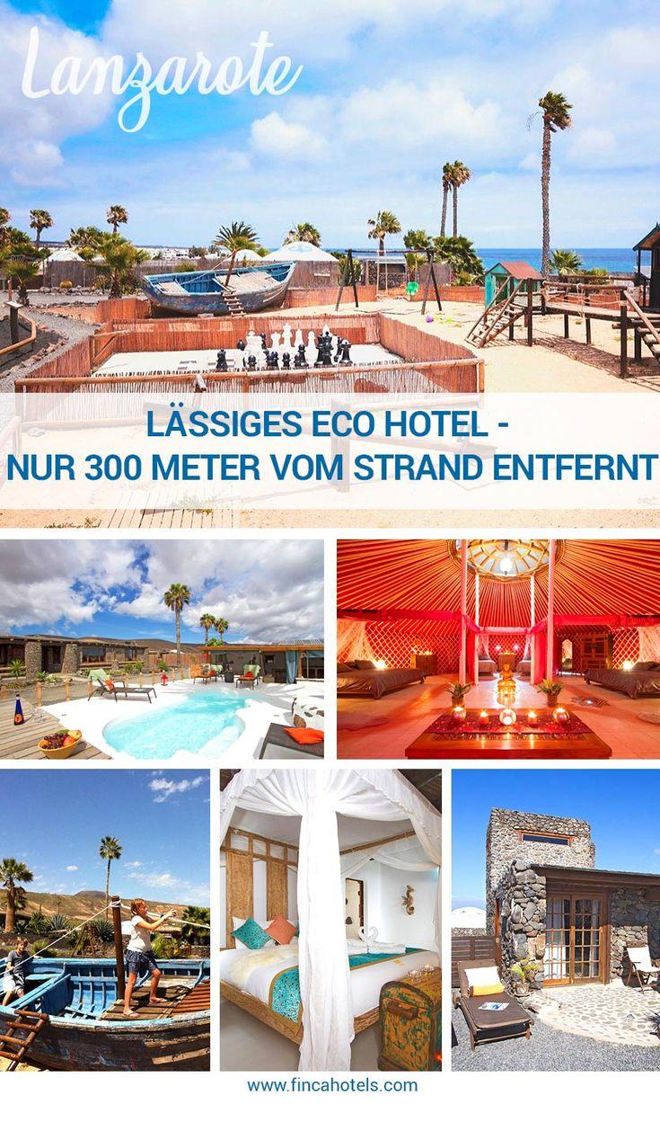 Wow, das Hotel Lanzarote Retreats - Finca de Arrieta im Norden von Lanzarote hat uns mit seinem Konzept und den eigenwilligen Wohneinheiten wirklich begeistert. Wo hat man schon einmal die Möglichkeit in einer original mongolischen Jurte zu übernachten? Die Stimmung ist unkompliziert, unaufgeregt, herrlich entspannt und äußerst familiär. #lanzarote #familienfreundlich #hotel #urlaubmitkind #urlaub # urlaubammeer #kanaren