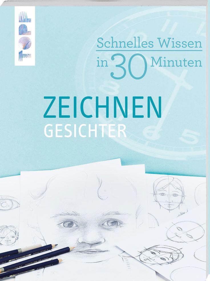 Wichtiges Basiswissen zum Zeichnen von Gesichtern in 10 Lektionen Schritt für Schritt erlernen Anfänger mit diesem Buch den richtigen Aufbau von Gesichtern. Vielfältiges Bildmaterial und praktische Zeichenübungen nehmen den Leser an...