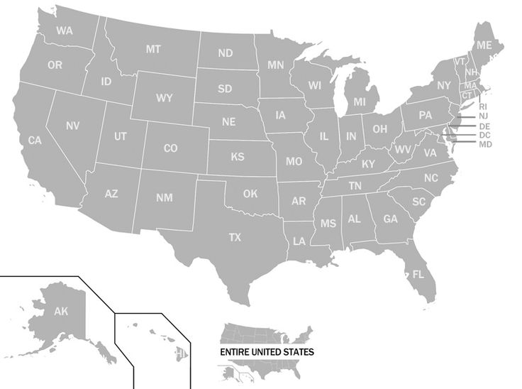 Find Map USA Here Maps Of United States USA Distributors HTE USA - Us map los angeles