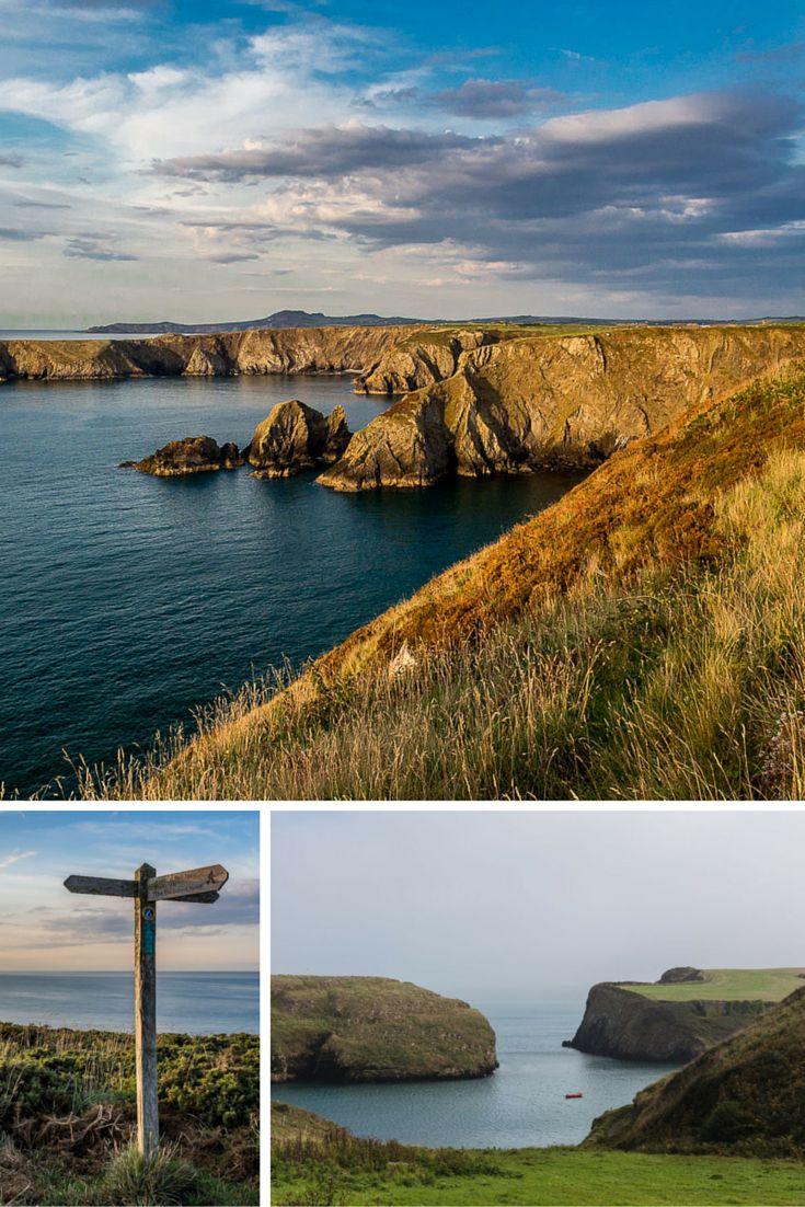 Le Pembrokeshire, une superbe destination nature dans le Pays de Galles.