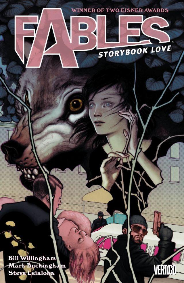 FABLES VOL. 3: STORYBOOK LOVE | Vertigo Comics