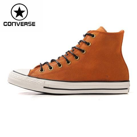 Converse Men's Skateboarding Shoes leather Sneakers