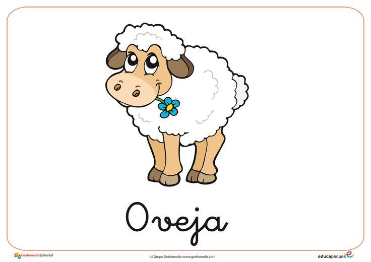 Recursos educativos: Vocabulario básico – Animales de granja Os dejamos estas fichas de vocabulario con animales de granja: Mejorar el
