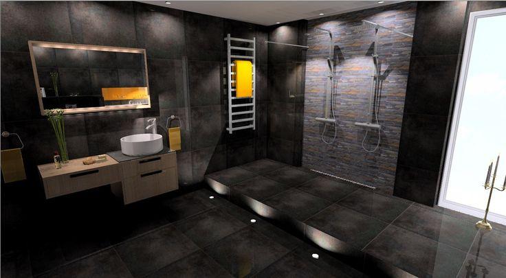 Snygga badrumsmöbler från Svedbergs...