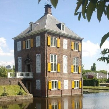 Hofwijck, Voorburg. Constantijn en Christiaan Huygens (uitvinder)