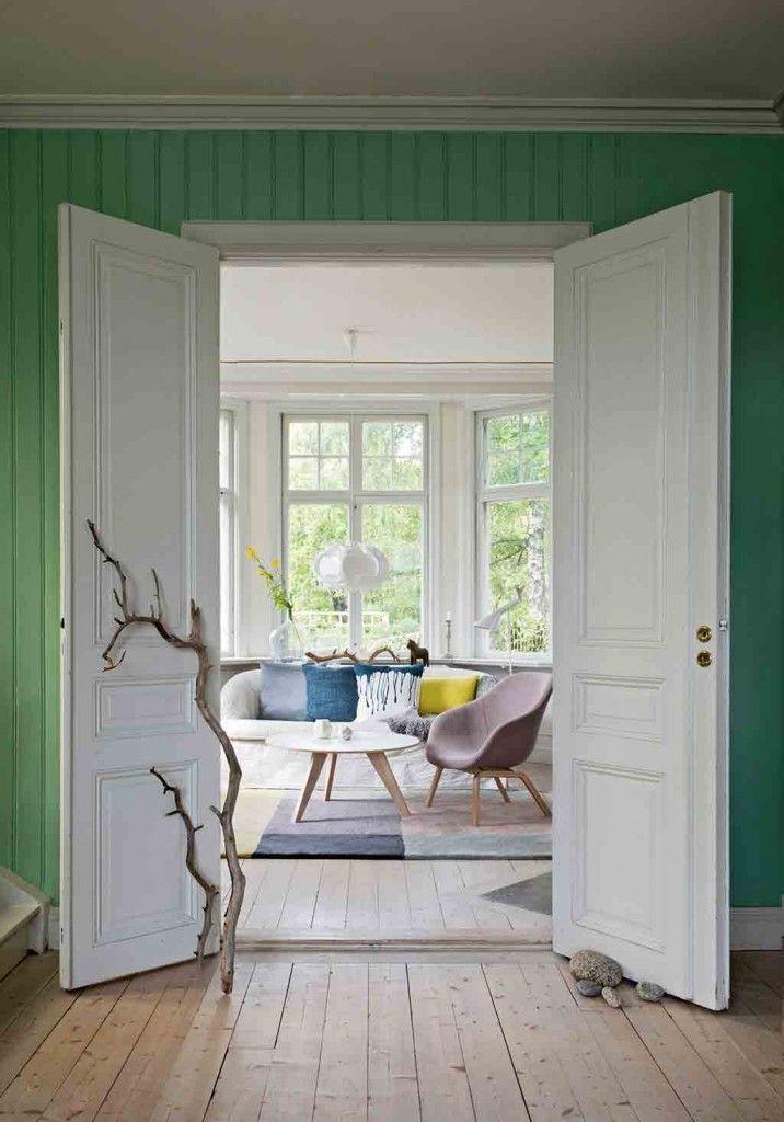 19 best Landhaus Look Aqua Farben images on Pinterest Beautiful - wandgestaltung landhausstil wohnzimmer