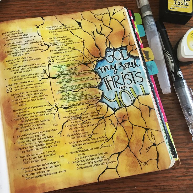 #biblejournaling #bible #journal Keeping it real!! I struggle with spelling, and can't get it right even when it's spelled for me!! Oh well, this is about my heart not about being perfect! Psalm 63:1-4
