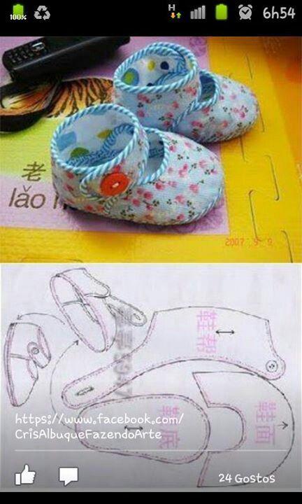 Babyschoentjes