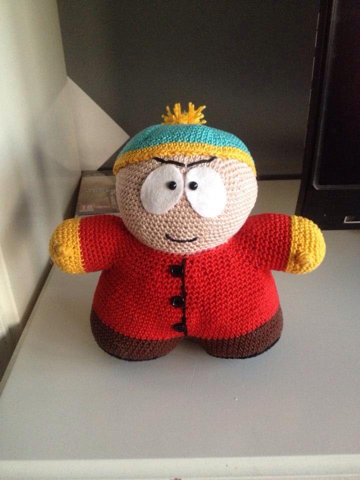Gemaakt voor manlief zijn verjaardag . Hij is een groot fan van Cartman LOL