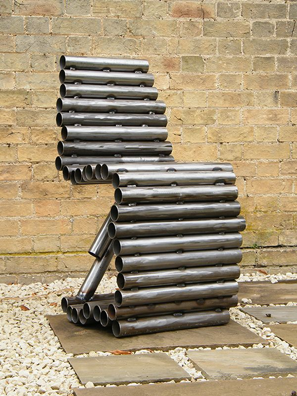High Quality Ashwinstudio Sculptural Furniture, Modern Contemporary Furniture Created  From Recycled Scrap And Found Objects, Wood, Glass And Metal