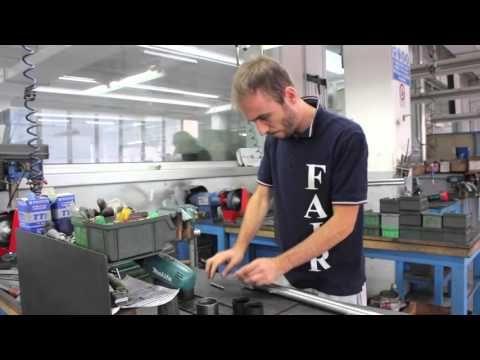 Montaggio sistema estrazione   Extraction system assembly
