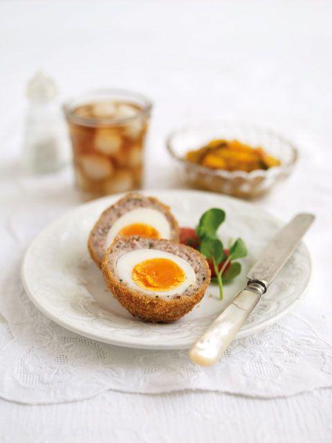 Scotch Eggs recipe from Women's Institute (UK CWA)