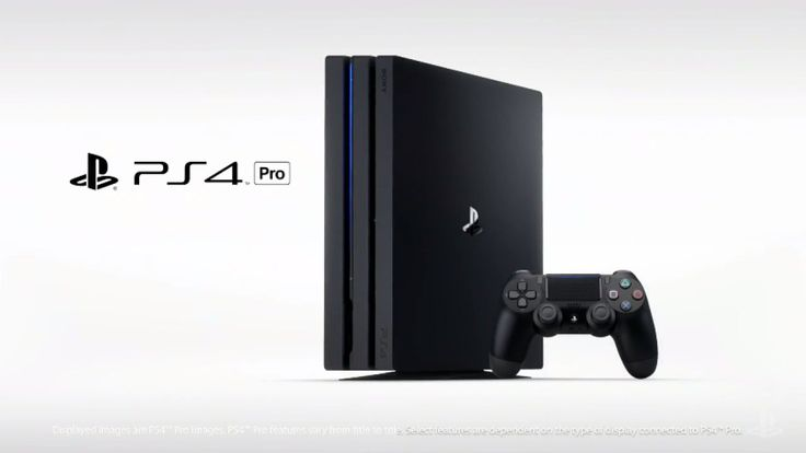 PS4 Pro... cannot wait to get our picked up