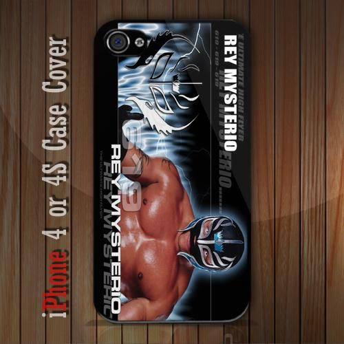 WWE Rey misterio phone case :O