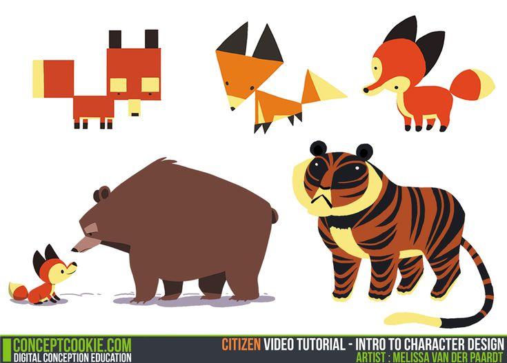 Concept Character Design Tutorials : Best tutorials images on pinterest drawing