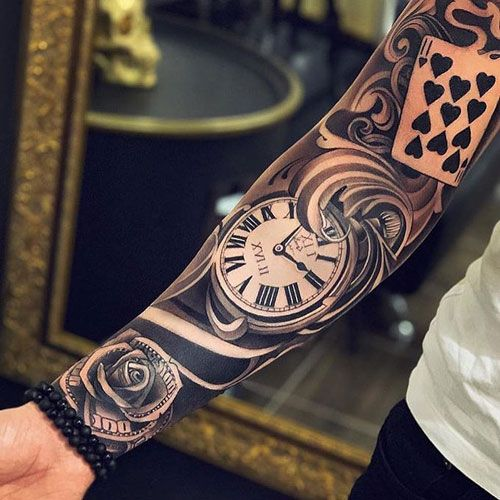 125 Best Sleeve Tattoos For Men