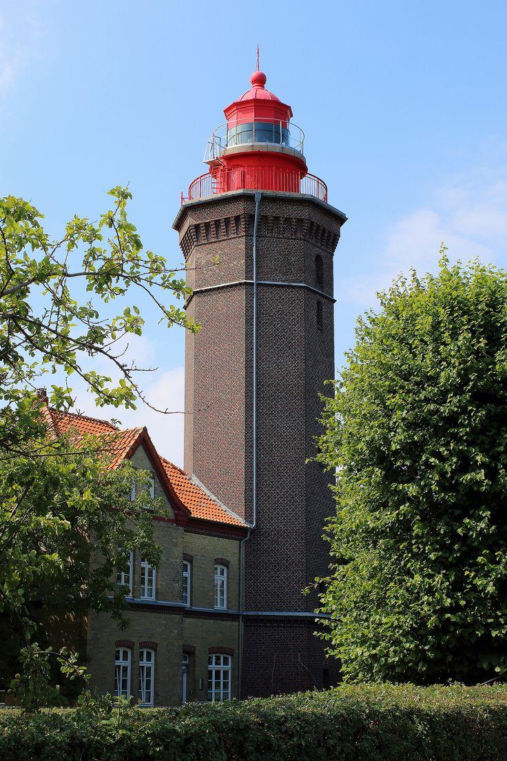Leuchtturm Dahmeshöved, Dahme, Ostholstein