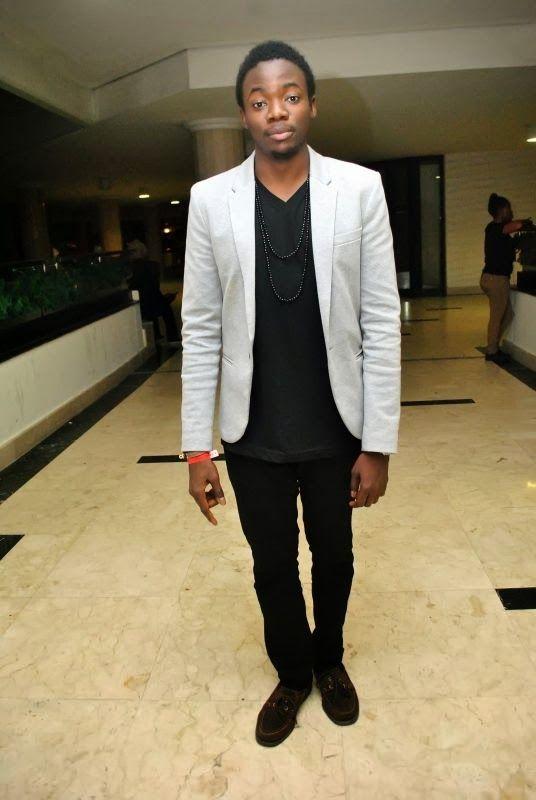 Nigeria Fashion Styles:Cute Men Party Wears