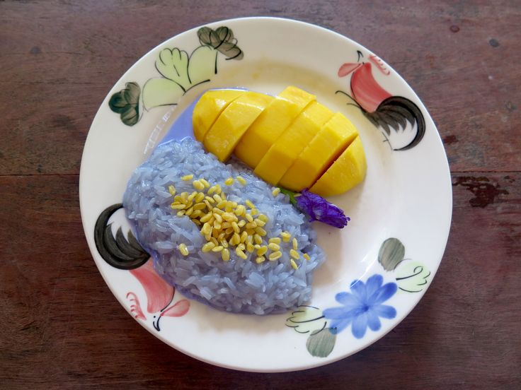 Cooking Class: Sticky Rice with Mango - Thailand