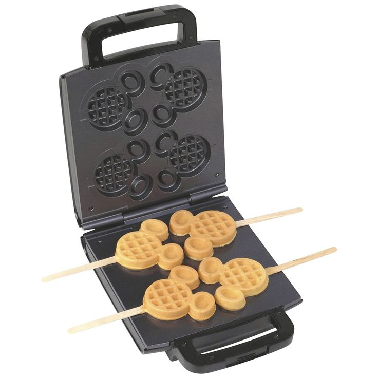 Gettington - Classic Mickey Waffle on a Stick Treat Maker