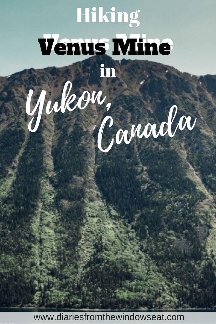 Hiking in Yukon, Venus Mine