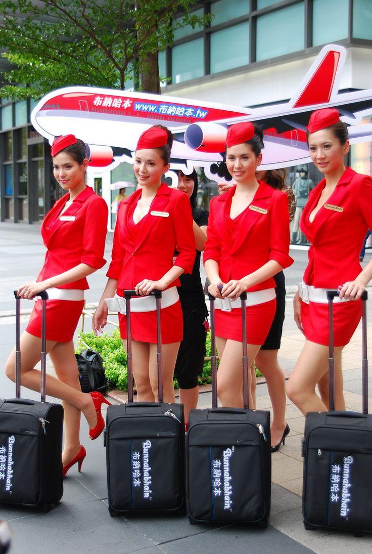 Royal Brunei Airlines Flight Attendants ~ CE♥