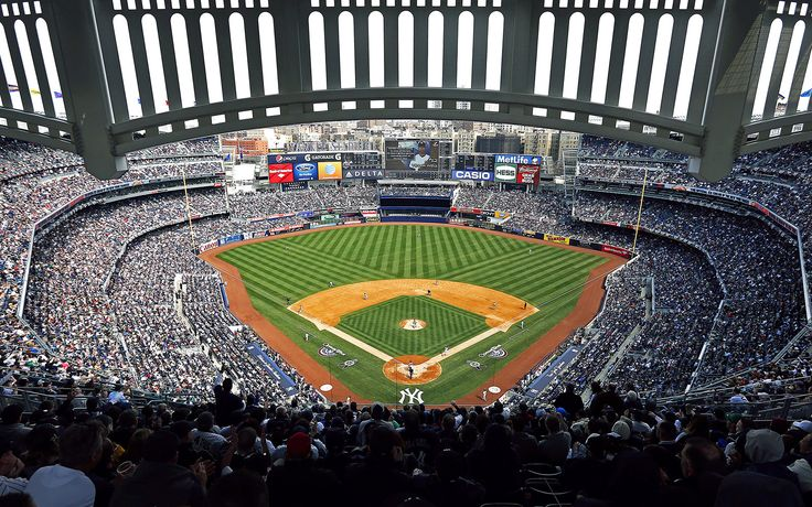 Yankee Stadium: Derek Jeter's last (regular season) game here is September 25  #yankees #newyork #baseball