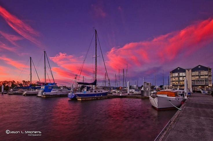 australia & australian 2 - Seaport @ Launceston, Tasmania AU