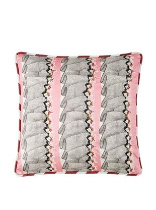 Christian Lacroix French Frou Frou Cushion (Rose)