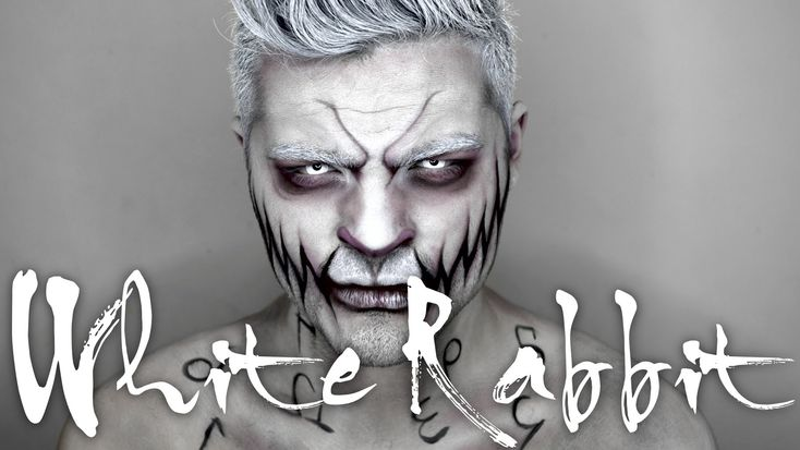 Here's a Zombie White Rabbit Tutorial inspired by the Alice in Wonderland White rabbit! Easy to use and acquire makeup products--don't forget to like comment...