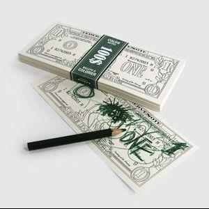 100$ NOTE / 100ドル ノート