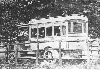 Bus Roma-Ostia