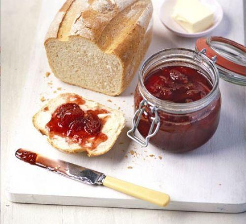 Angela's 'flexible' jam recipe