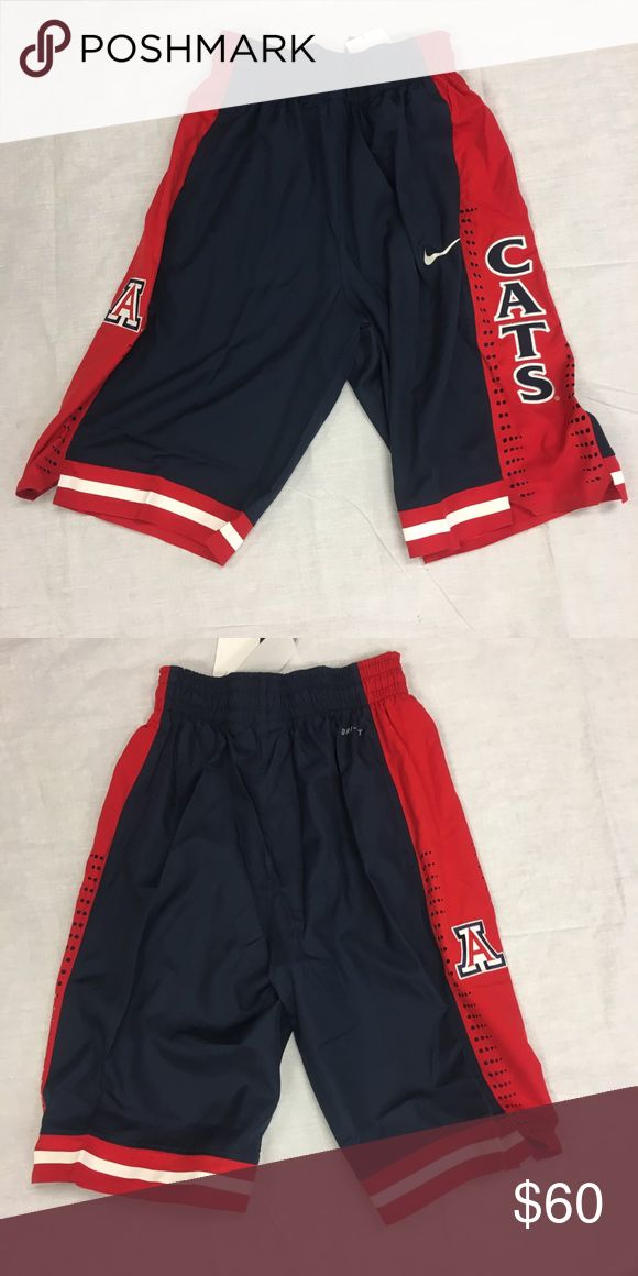 Arizona Wildcats Nike Authentic Basketball Shorts Arizona Wildcats Nike Authentic On-Court Basketball Shorts. Save money by bundling with other items in my store. Nike Shorts Athletic