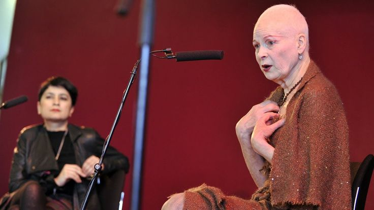 WOW 2014 | Vivienne Westwood in conversation with Shami Chakrabarti