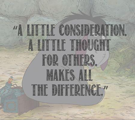On Thoughtfulness