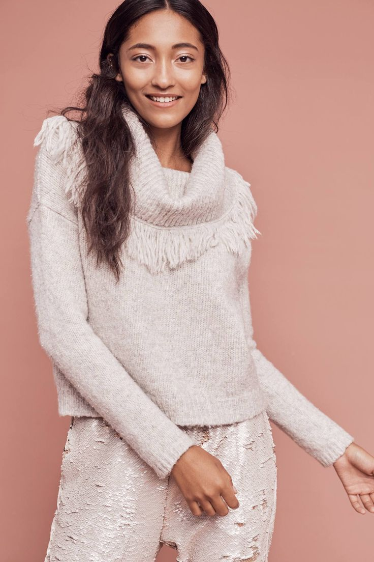 Shop the Fringed Cowl Pullover and more Anthropologie at Anthropologie today. Read customer reviews, discover product details and more.