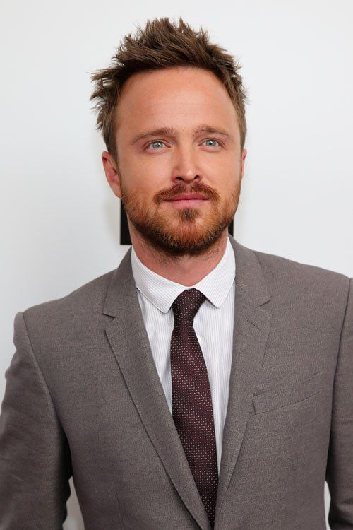 Aaron Paul, you perfect S.O.B.