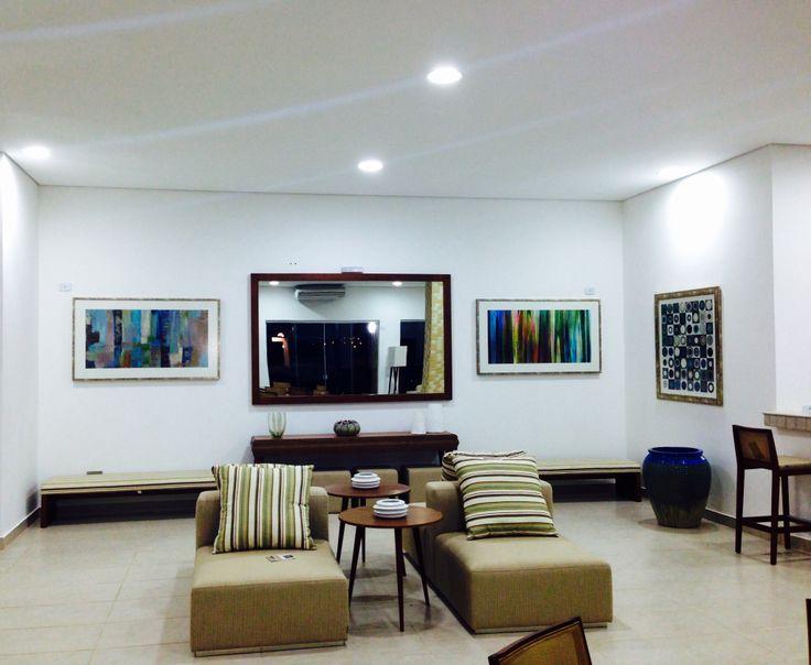 Amanda Damha Interior Design. Colors make difference.