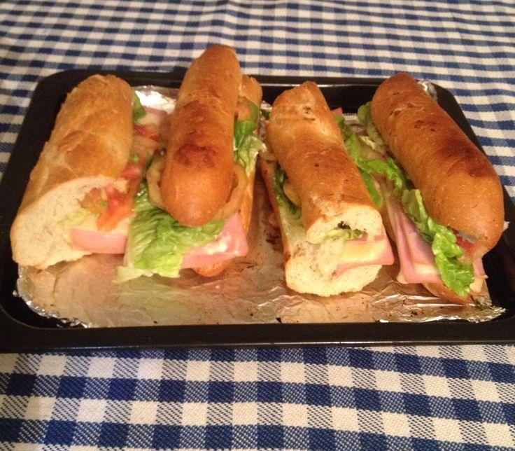 #Sandwich #Delicious #Fast