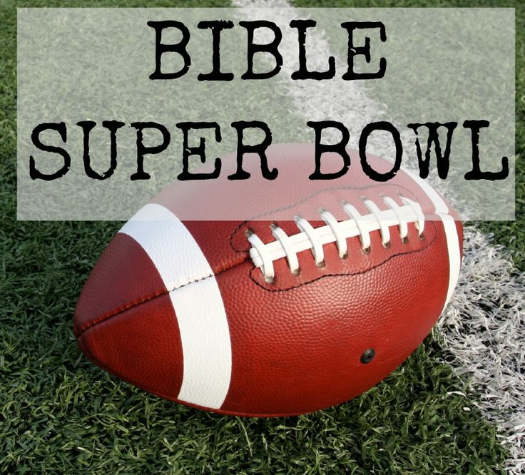 Not long ago we told you about the Bible Bowl - a fun activity for youth groups or families. It has come to our attention that we have some serious Bible scholars as readers, though, and we've...