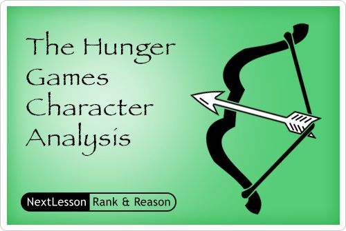the hunger games literary critique Abitcrazy: 'i imagined it completely differently to how they did it in the film - and i  liked my version better.