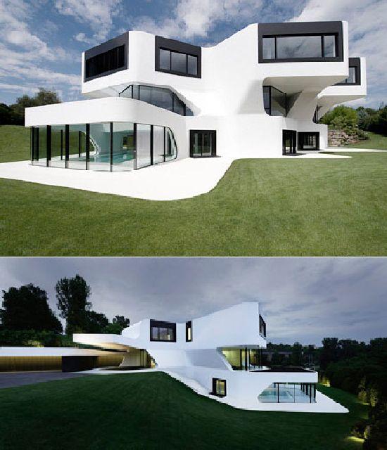 The 25+ best Futuristic home ideas on Pinterest | Futuristic ...