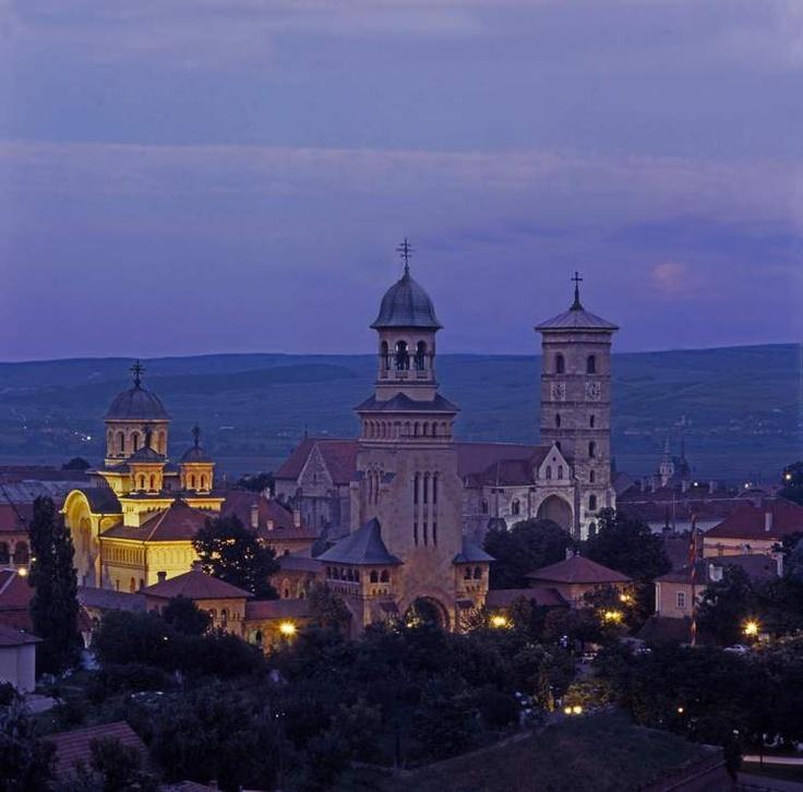 Sibiu, Transylvania - where my mother was born.