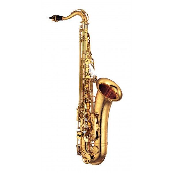 Saxofón Tenor Yamaha en Si b YTS 875 EXG. Este saxo  es el resultado de décadas de investigación y ensayos minuciosos en los que han participado los mejores saxofonistas del mundo. Se caracteriza por una sensibilidad y profundidad fluidas y un sonido depurado repleto de abundantes matices.