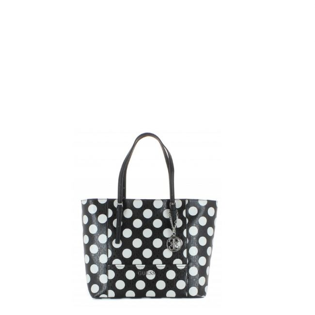 Borsa Guess shopper pois grandi GD4535230 #guess #bags #borse #fashion