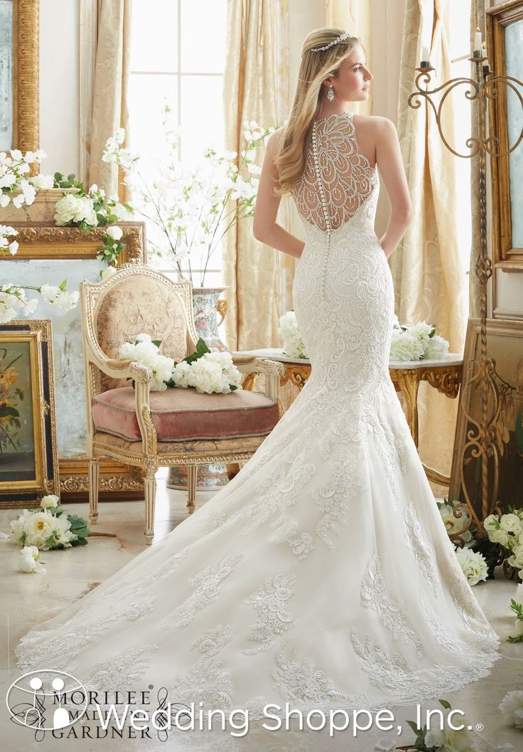 Mori Lee Bridal Gown 2876